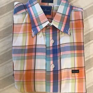 Faconnable button down